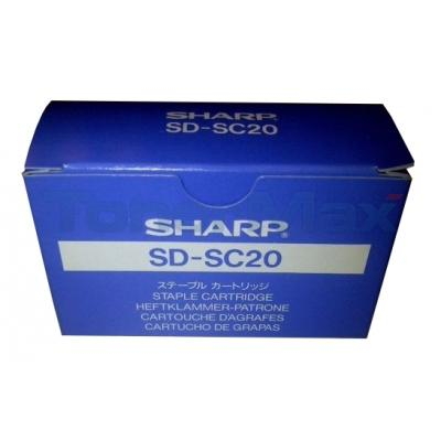 SHARP SD-LS20 STAPLE CTG